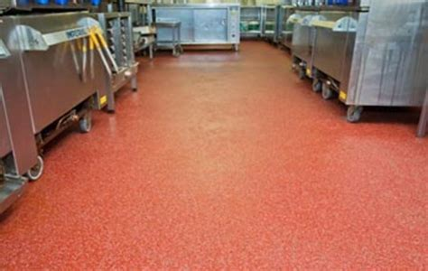 Commercial Kitchen Quarry Tile Flooring – Flooring SW