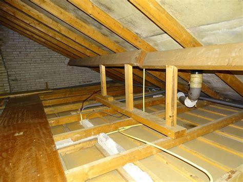 ventilatie badkamer zolder dak isoleren en repareren badkamer ventilatie buis werkspot