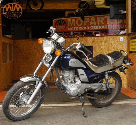 Motorrad Sitzbank Kratzer by Kymco Sector 125 Mit Diversen M 228 Ngeln Besch 228 Digungen Ebay
