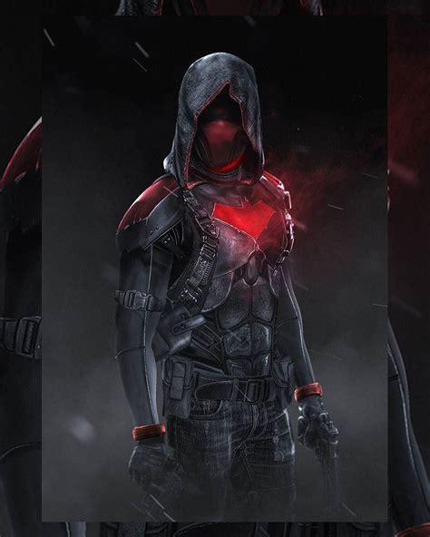 red hood  bosslogic batman
