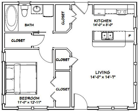 30 wide by 56 deep floor plans google search future home 30x24 house 30x24h1b 720 sq ft excellent floor plans