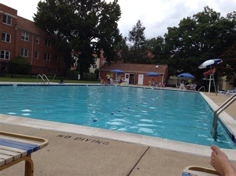 Practically Have The Pool To Myself On A Sunday Afternoon Rock Creek Gardens Silver