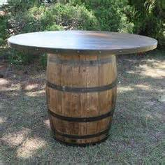 Wine Barrel Patio Table Wine Barrel And Wine Related Furniture On 44 Pins