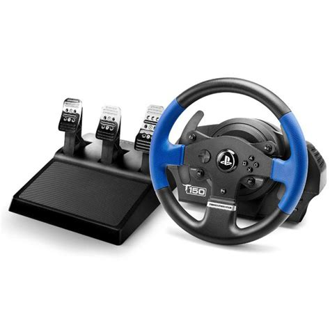 volante thrustmaster ps3 thrustmaster t150 pro feedback volant pc