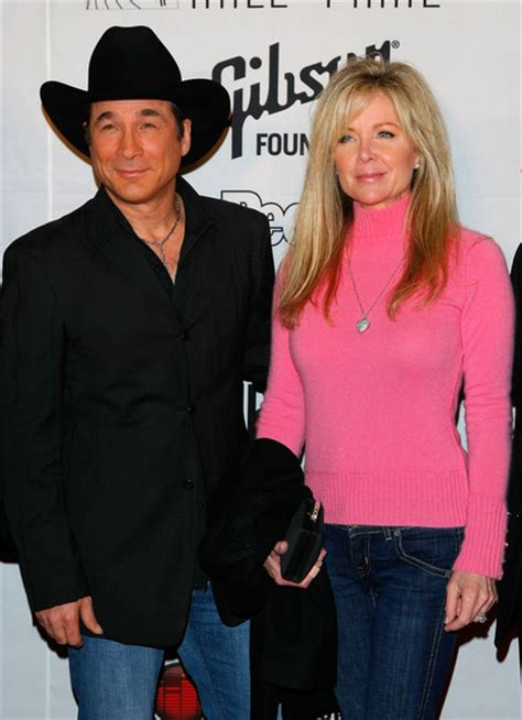 clint black in 40th annual songwriters hall of fame ceremony red carpet zimbio
