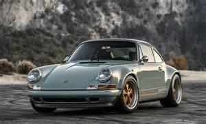 Stinger Porsche Singer S New Porsche 911 Was Born To Roar Up The Swiss Alps