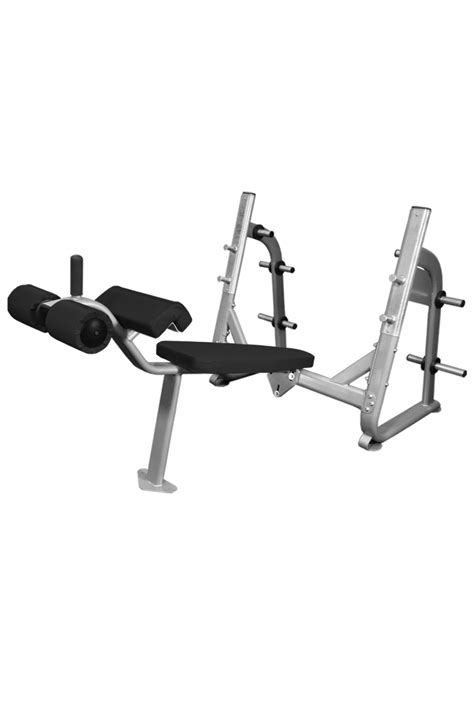olympic decline bench olympic decline bench muscle d fitness