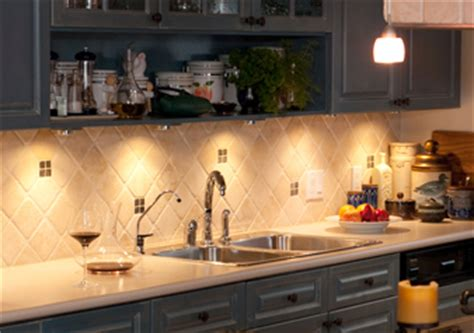 Kitchen Cabinet Counter Led Lighting Strip Installing Cabinet Puck Lighting