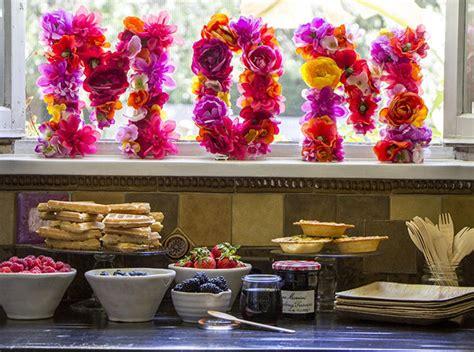 como decorar waffles decoraci 243 n del d 237 a de la madre las mejores ideas para tu