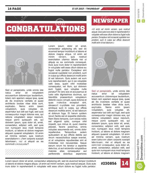 modern tabloid layout modern tabloid magazine template picture collection