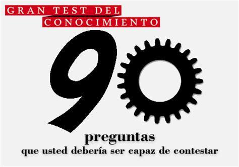 preguntas de cultura general argentina con respuestas 30 datos curiosos que deberias saber taringa