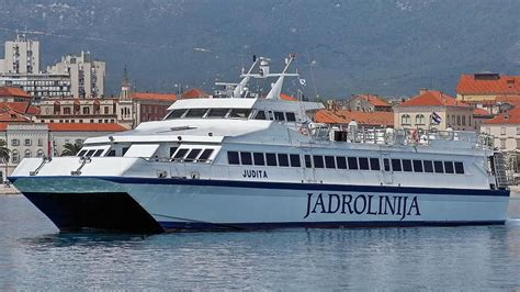 catamaran split to hvar cost ferries from split to hvar island split croatia travel guide