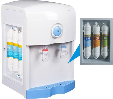 Ohome Aqualife Ro Aql002 Dispenser ro uf filtered water dispenser electric water cooler with 3 stage filters