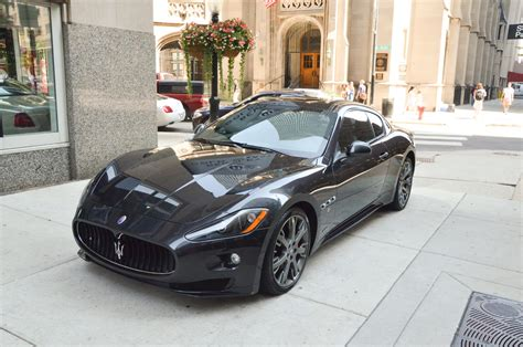 maserati bentley 2012 maserati granturismo s automatic used bentley
