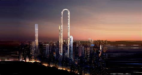 u shaped building u shaped building proposed for nyc to be world s longest