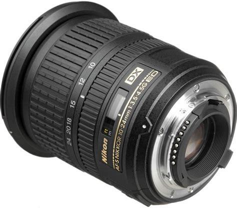 Nikon Lensa Af S Dx 10 24mm F35 45g Ed Alta nikon af s dx zoom nikkor 10 24mm f3 5 4 5g ed lens 163 749