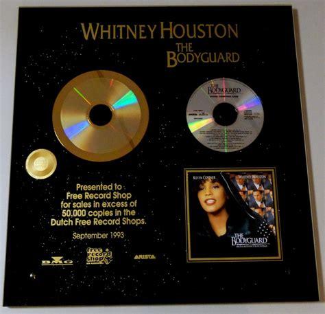 Cd Houston Ost The Bodyguard houston quot the bodyguard quot original soundtrack album catawiki