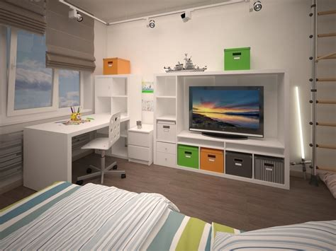 decoracion habitacion juvenil dormitorios juveniles decorados para chicos modernos
