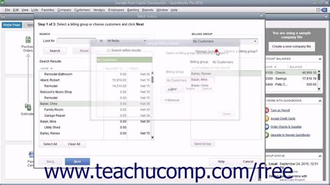 quickbooks tutorial youtube 2016 quickbooks pro 2016 tutorial creating batch invoices