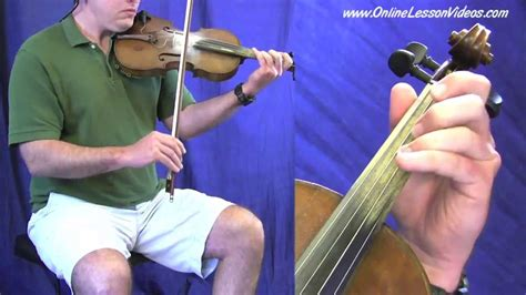 swing fiddle blue bonnet rag western swing fiddle lesson by ian walsh