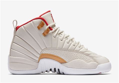 new year jordans release date air 12 quot new year quot official photos
