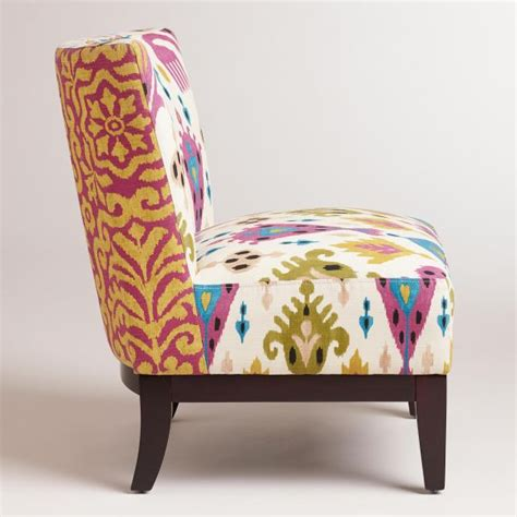 Printed Armchairs by Printed Personality Filled Chairs Ideas And Inspiration