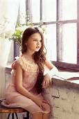 Russian child model Diana Pentovich.   God's pretty bundles of sugar ...