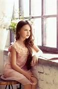 Russian child model Diana Pentovich. | God's pretty bundles of sugar ...