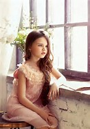 Children Little Girl Models