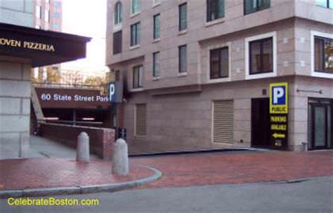 State Garage Boston by 60 State Garage With Merchants Row And Chatham
