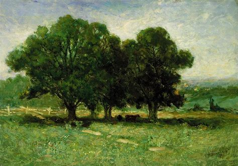 Landscape Artwork For Sale Edward Mitchell Bannister Landscape Painting Best