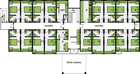 small hotel designs floor plans hotels 01 commercial industrial building design plans