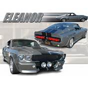 Ford Mustang Shelby GT500 Aka Eleanor  Autooonline Magazine