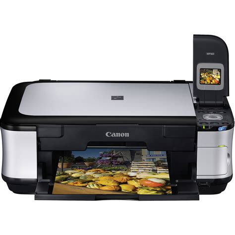 reset canon printer wifi canon pixma mp560 high performance all in one wireless
