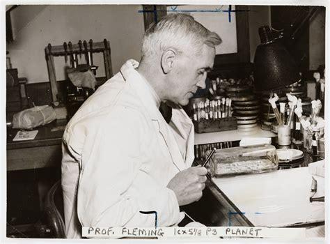 alexander fleming invention of penicillin biography com invention of the antibiotics alexander fleming