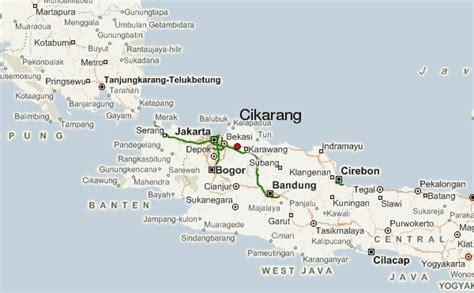 Cikarang Location Guide