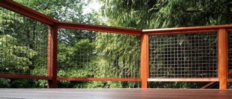 Hog Panel Deck Railing by New Member Deck Design Input And Advise Doityourself