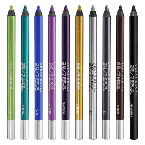 Eyeliner Decay decay 24 7 glide on eye pencil