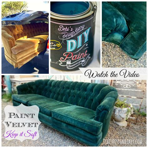 fabric paint sofa how to paint upholstery keep the soft texture of the