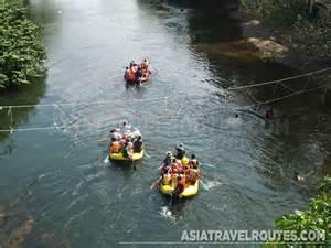 Driving directions road map phetchaburi town to kaeng krachan