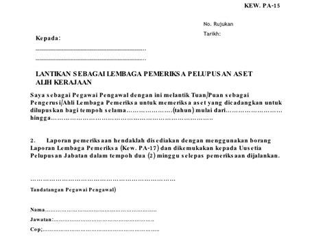 contoh surat kontrak kerja terapis spa 28 images