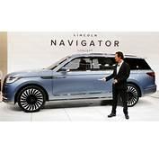Lincoln Reimagines Big Navigator SUV As Personal