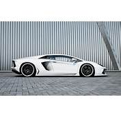 Lamborghini Aventador By Wheelsandmore Side