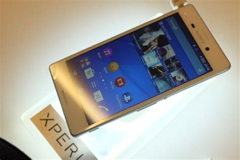 Hp Sony Xperia M4 Aqua Di Malaysia sony announces xperia c4 dual m4 aqua dual and z4 tablet