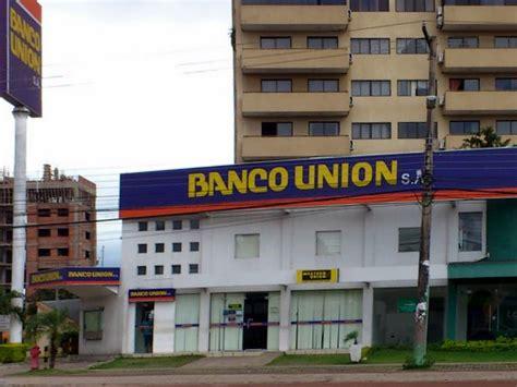 banca unione banco uni 243 n en santa de la