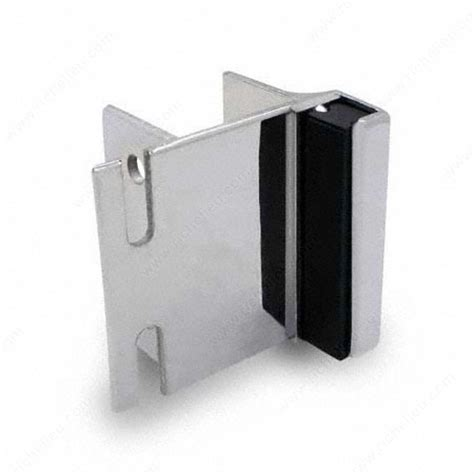 bathroom partition accessories strike keeper richelieu hardware