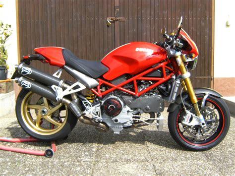 Motorrad Umbau Gebraucht by Umgebautes Motorrad Ducati Monster S4rs Von Klausrieder