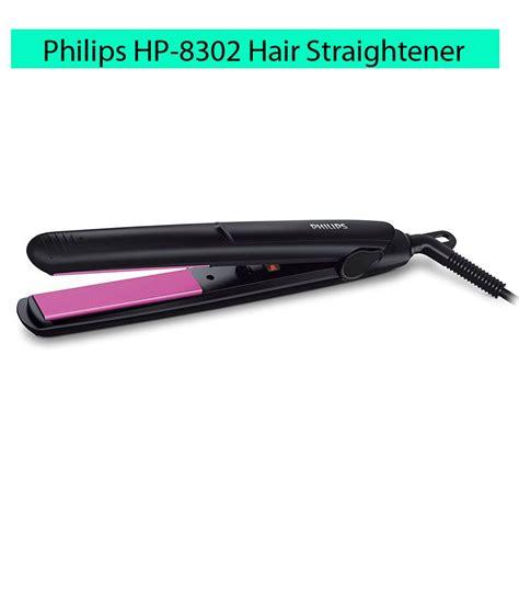 Hair Straightener Philips Hp 8302 philips hp 8302 06 hair straightener black price in india buy philips hp 8302 06 hair