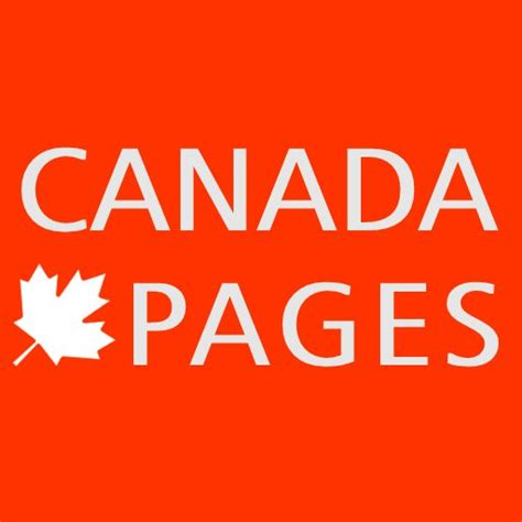 White Pages Canada Address Canada Pages Canadian And Business Directory