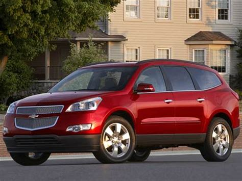 2012 chevrolet traverse | pricing, ratings & reviews